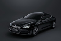 BMW Concept Gran Coupe 6  BMW Gran Coupé Concept Coming with 6 Series Badge in 2012 Photos