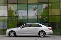 Mercedes E Class LWB 10 Its Bigger!: Mercedes Benz Launches E Class LWB in Beijing