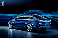 Honda Li Nian Everus 2 Beijing 2010: Honda Introduces Li Nian Everus Concept Sedan