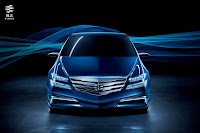 Honda Li Nian Everus 1 Beijing 2010: Honda Introduces Li Nian Everus Concept Sedan