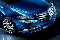 Honda Li Nian Everus 5 Beijing 2010: Honda Introduces Li Nian Everus Concept Sedan