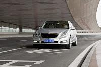 Mercedes E Class LWB 2 Its Bigger!: Mercedes Benz Launches E Class LWB in Beijing