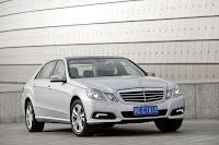 Mercedes E Class LWB 15 Its Bigger!: Mercedes Benz Launches E Class LWB in Beijing