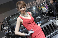 2010 China Motor Show Babes 030 Babes from the 2010 Beijing Motor Show