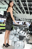 2010 China Motor Show Babes 011 Babes from the 2010 Beijing Motor Show
