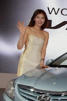 2010 China Motor Show Babes 022 Babes from the 2010 Beijing Motor Show