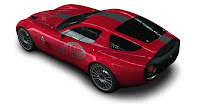 Zagato Alfa TZ3 Corsa 2 Zagato Alfa Romeo TZ3 Corsa Official Specs and Photo Gallery from Villa DEste Photos