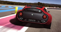 Zagato Alfa TZ3 Corsa 15 Zagato Alfa Romeo TZ3 Corsa Official Specs and Photo Gallery from Villa DEste Photos