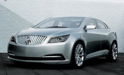 BINV 7 Buick Invicta Concept Live Images Photos