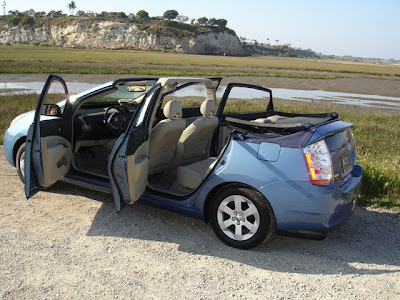 Toyota Prius Convertible. Toyota Prius Convertible: The