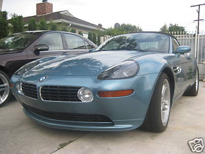 Bmw Z8 Replica Kit Using A Bmw Z4 Roadster As A Base
