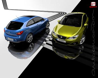 Seat Ibiza Sport. Seat Ibiza SportCoupe Image
