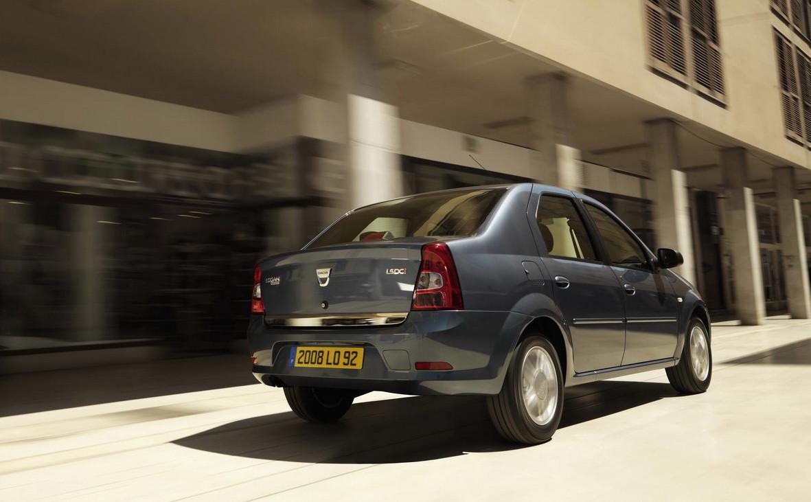 Dacia New Logan 11 New Dacia Logan: Subtle Redesign