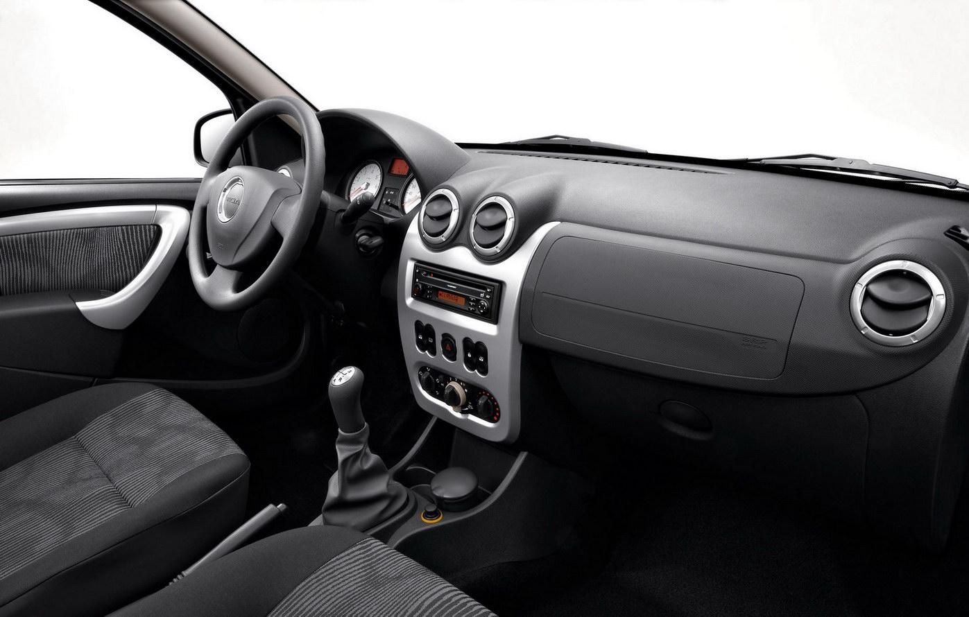 Dacia New Logan 13 New Dacia Logan: Subtle Redesign