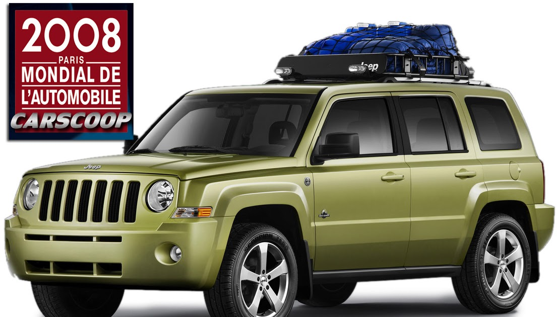 jeep patriot back country concept by mopar. Cars Review. Best American Auto & Cars Review