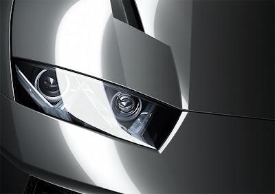 Lamborghini Concept 2008 Paris Show