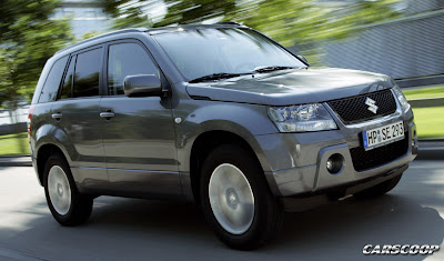 Suzuki Grand Vitara 2.4 Facelift 2009