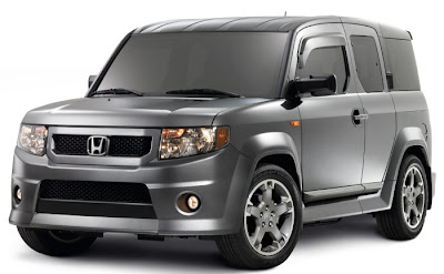 Honda Element Facelift 2009