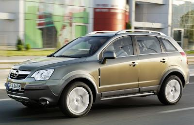 Opel Antara FWD