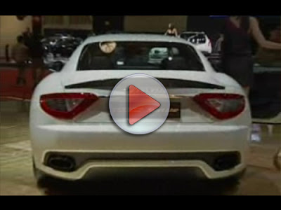 Video: Maserati GranTurismo S MC Sport Line