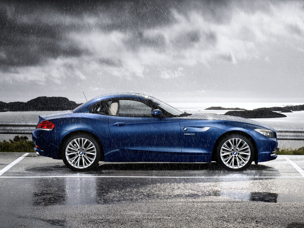 2009 bmw z4 roadster: new wallpaper gallery