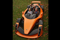 Hulme CanAm 4 New Zealands Hulme CanAm Supercar Opens for Orders Photos