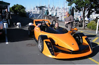 Hulme CanAm 6 New Zealands Hulme CanAm Supercar Opens for Orders Photos