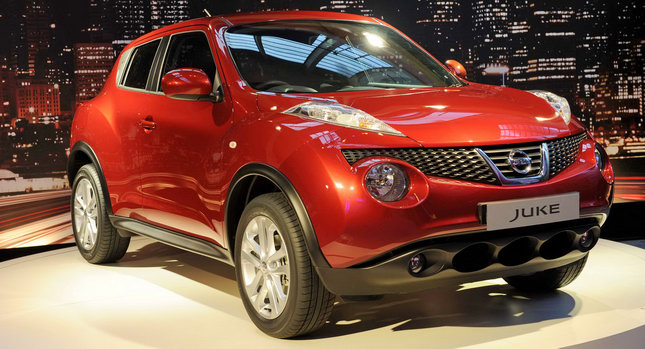 Nissan Juke Crossover 01 Nissan Prices Juke Crossover from £12,795 in Britain Photos