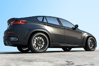 BMW X6 Interceptor 4 Russias Met R Creates the BMW X6 Interceptor Photos