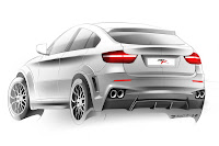 BMW X6 Interceptor 18 Russias Met R Creates the BMW X6 Interceptor Photos
