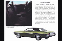 1973+Dodge+Challenger+Ad Dodge Challenger 40 Years in Pictures Photos
