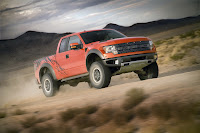 Ford F 150 Raptor SVT 31 Ford Receives Over 3,000 Orders for 411HP F 150 Raptor 6.2 Photos