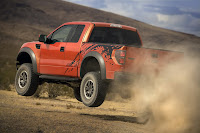 Ford F 150 Raptor SVT 32 Ford Receives Over 3,000 Orders for 411HP F 150 Raptor 6.2 Photos
