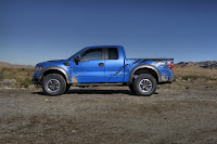 Ford F 150 Raptor SVT 3 Ford Receives Over 3,000 Orders for 411HP F 150 Raptor 6.2 Photos