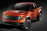 Ford F 150 Raptor SVT 8 Ford Receives Over 3,000 Orders for 411HP F 150 Raptor 6.2 Photos