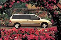 Ford Windstar Minivan 5 Ford Windstar Axles Breaking NHTSA Investigates photos