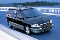 Ford Windstar Minivan 8 Ford Windstar Axles Breaking NHTSA Investigates photos