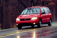 Ford Windstar Minivan 10 Ford Windstar Axles Breaking NHTSA Investigates photos