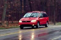 Ford Windstar Minivan 9 Ford Windstar Axles Breaking NHTSA Investigates photos
