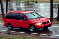 Ford Windstar Minivan 11 Ford Windstar Axles Breaking NHTSA Investigates photos