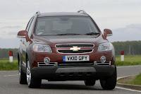 Chevrolet Captiva LTZ 1 New Range Topping Chevrolet Captiva LTZ for UK Market Photos