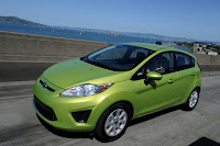 2011 Ford Fiesta 7 New Ford Fiesta Rated at 40mpg Highway and 29mpg City See How it Compares with its Rivals Photos