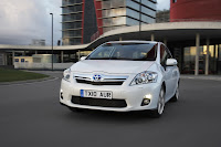 Toyota UK Prices Auris Hybrid Only Slightly Cheaper than Prius Far More Expensive than Insight Photos