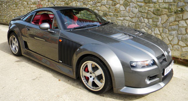 2004 MG Xpower SV S Roush 0001 MG XPower to be Well Represented at UKs Historics Auction Photos