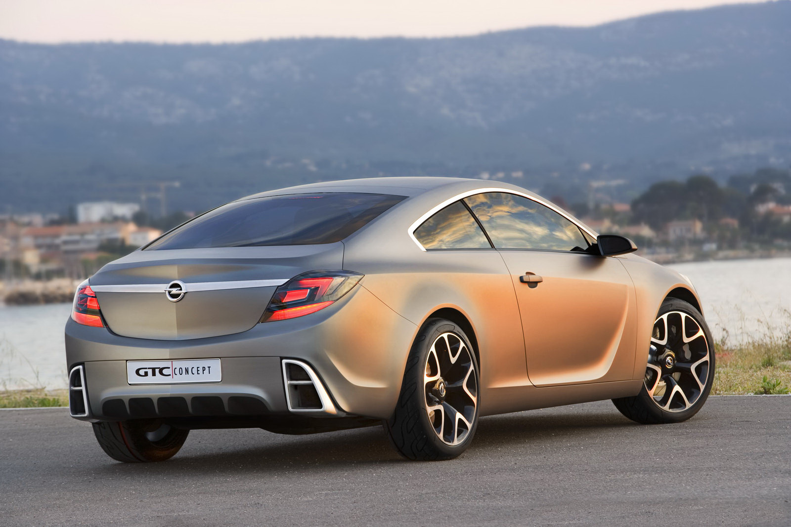 New Opel Calibra Coupe Rumored for 2013 Buick Version Could Follow