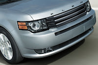 2011 Ford Flex Titanium 7 Ford Adds Top End Titanium Model to Flex Lineup Photos