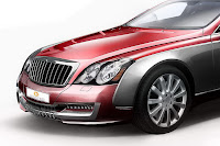 Maybach 57S Coupe Xenatec 5 Maybach Coupe 57S Official Pictures of Limited Production Special by Xenatec Photos
