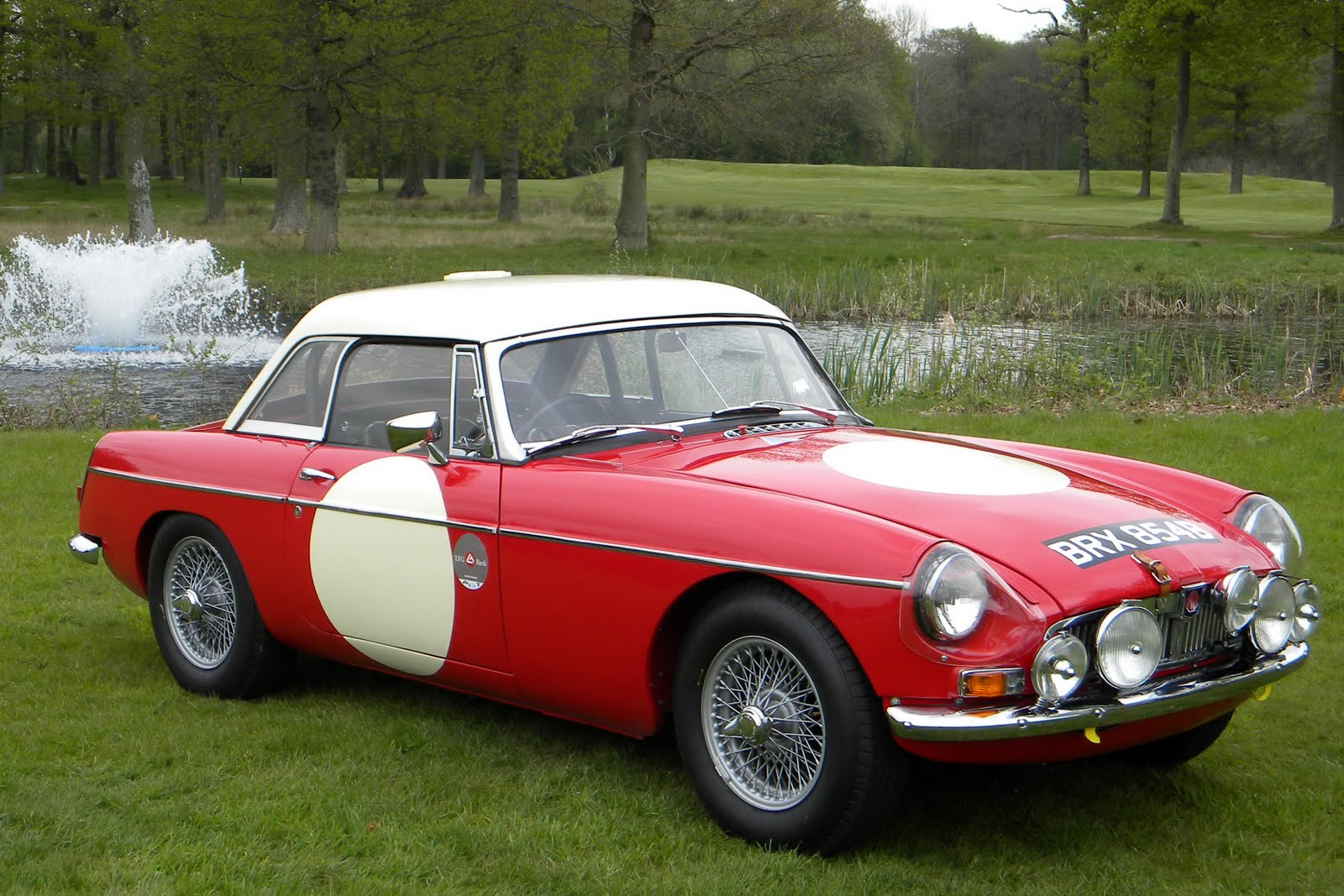 Last-Known MGB Works Rally Car Going Under Auction | Carscoops