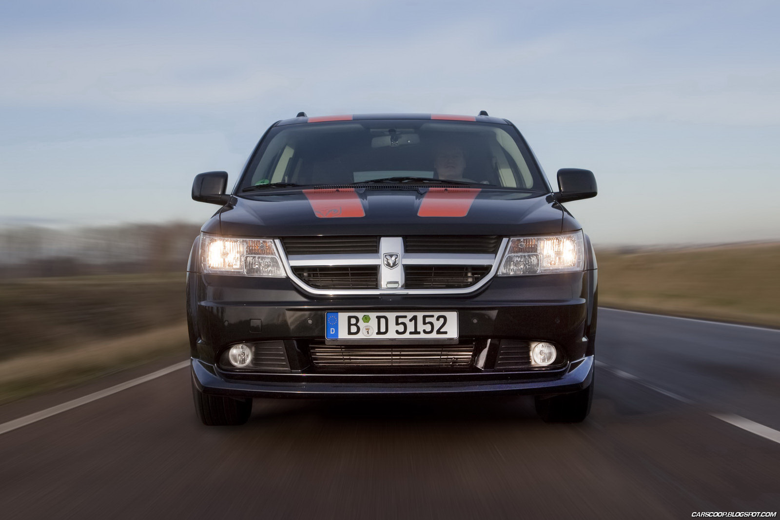 2011 Dodge Journey Sr Rally Look Special By Irmscher