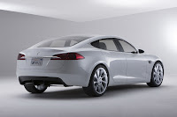 Tesla Model S 2 Tesla Partners Up with Toyota to Develop EVs Acquires NUMMI Plant Photos